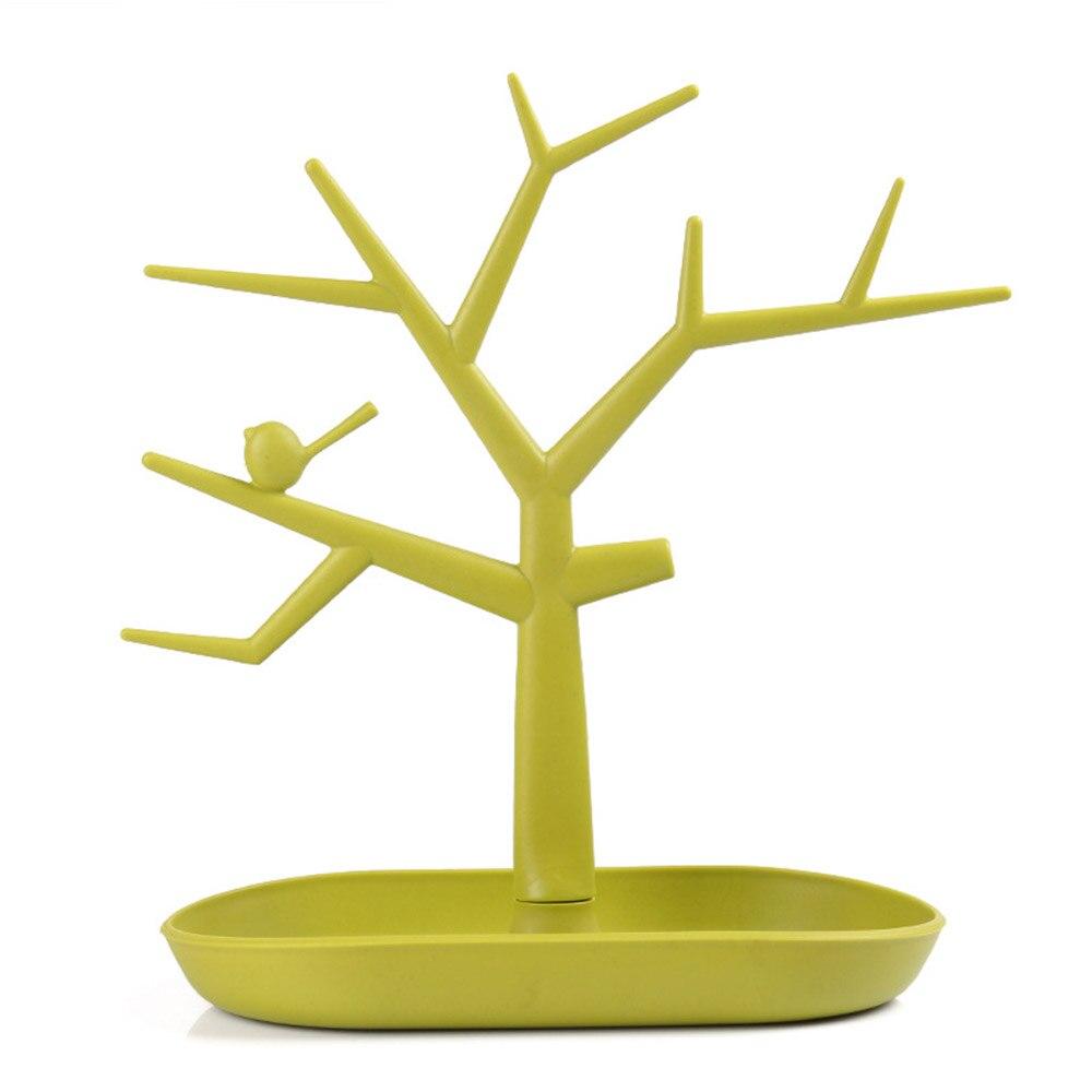 1 Pc Minimalismus Bäume Schmuck Display Regal Ständer Ohrringe Halskette Veranstalter Lagerung Display Stand Regal Duftendes Aroma
