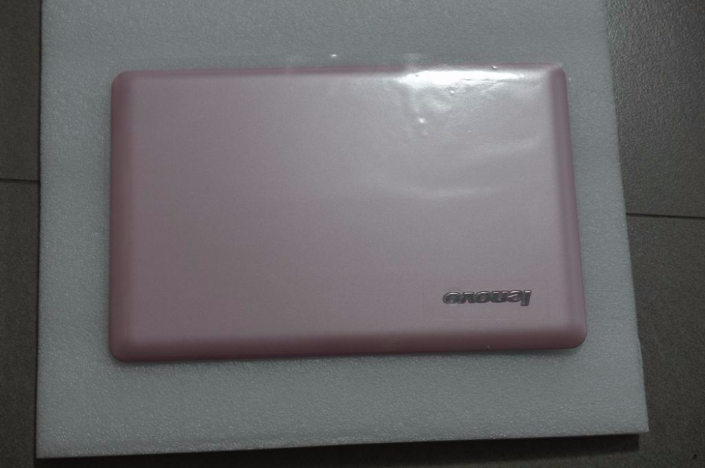 New Original for Lenovo IdeaPad S206 LCD Cover Rear Lid Top Back Case Pink 90200257 13N0-ZSA0G21 new original for lenovo ideapad s206 lcd back cover rear lid grey black 13n0 zsa0c11 90200256