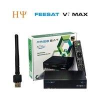 3 cái/lốc FREESAT V7 Tối Đa với 3 cái usb Thu wifi Satellite 1080 P FULL HD DVB-S2 Hỗ Trợ Cccam Newcam YouTube Youporn