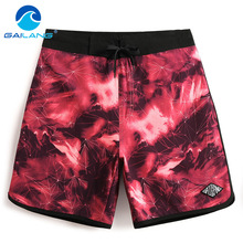 GAILANG Brand Swimwear Boxers Trunks Shorts Jogger Bermudas Beach Boardshorts Mens