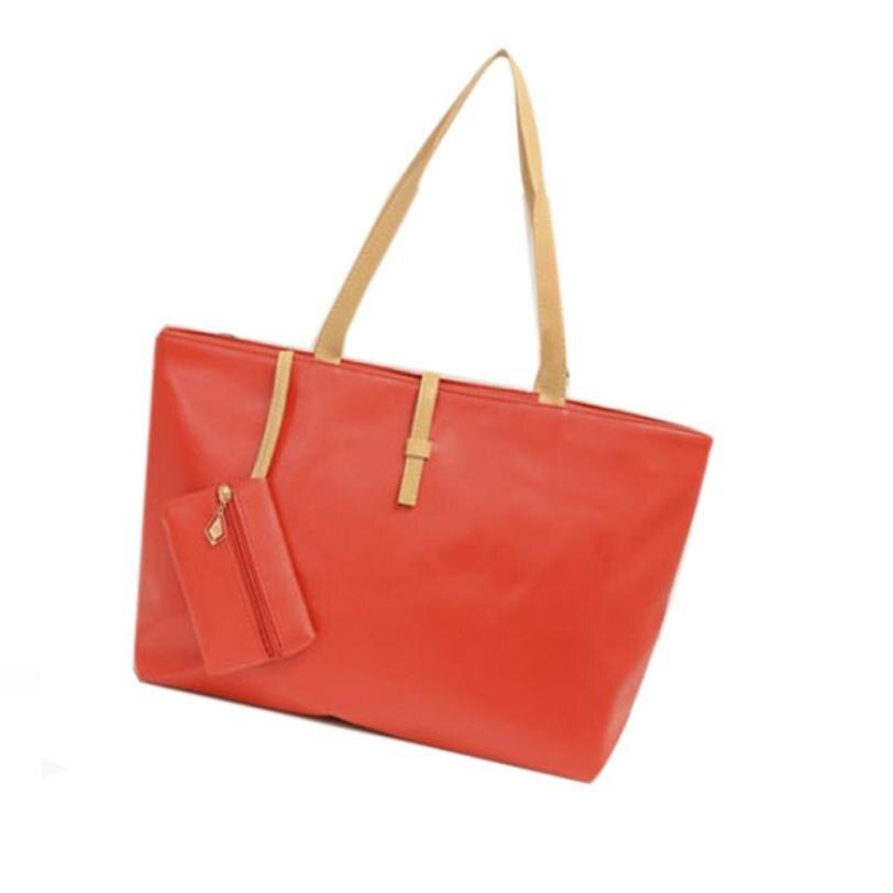 Fashion Female Package Elegant Handbag Lady Leather Shoulder Bag Tote Purse Women Messenger Hobo Crossbody Bag Casual Tote