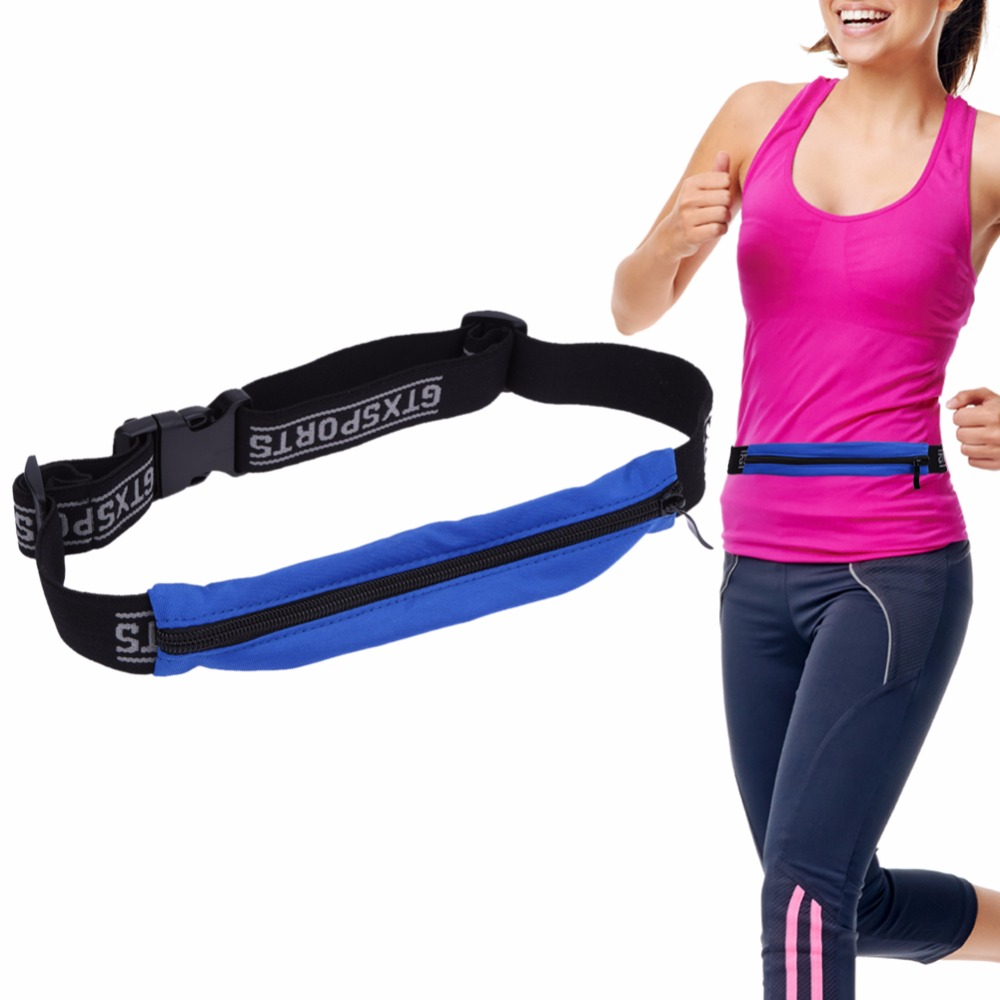 Running Sports & Entertainment Multifunction Running Waist Bags Waterproof Mobile Phone Bag Adjustable Ultralight Elastic Rubber Band Belts Bum Pack For Sports Ture 100% Guarantee