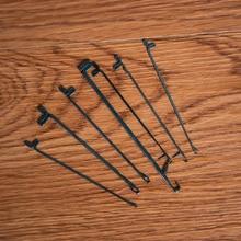 Useful 7 Mixed Size Latch Needles Crochet Hook Knitting tools Bearded Hooked Needles
