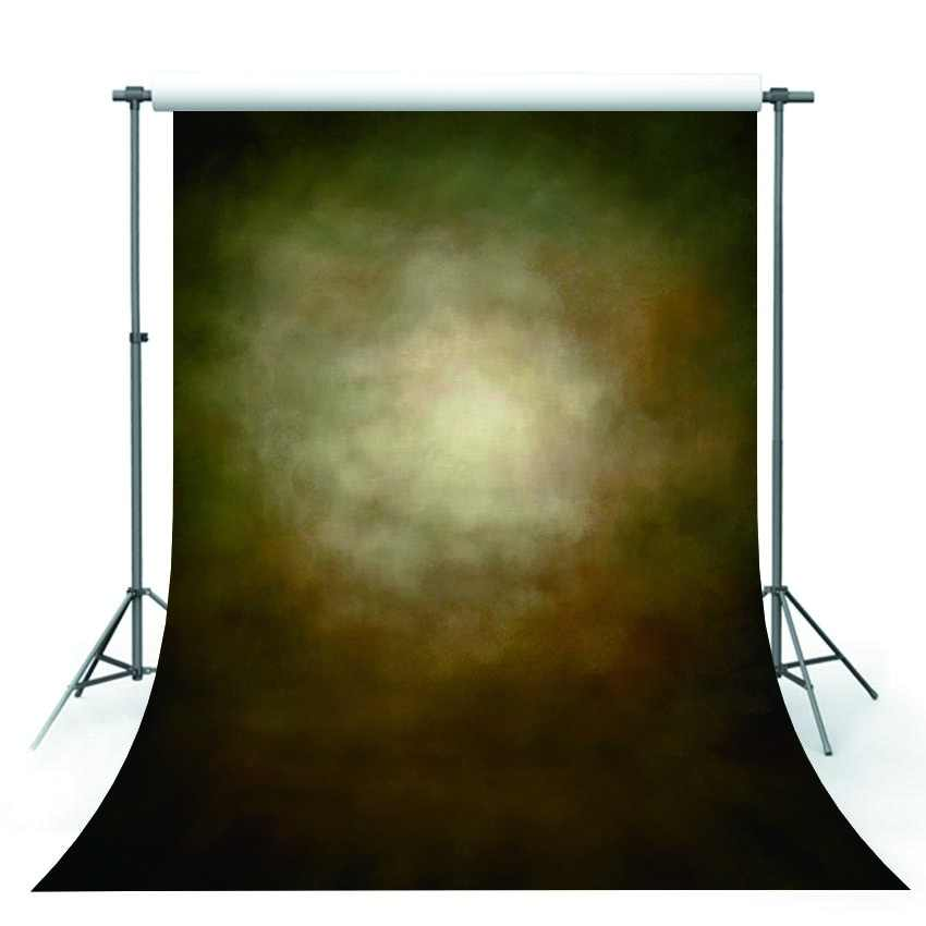 NeoBack صورة براون التصوير خلفية رسمت الشاش بلون الظلام قماش القماش خلفية عمودية للصور استوديو