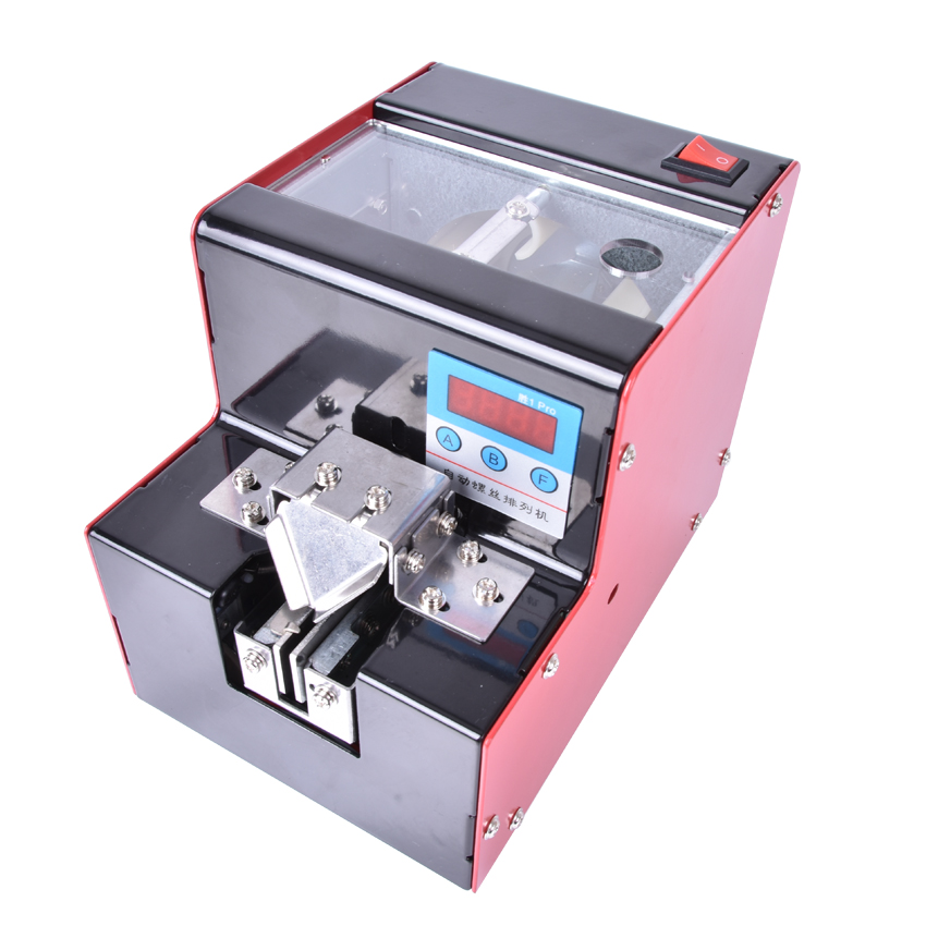 KLD-V3 Precision automatic screw feeder,automatic screw dispenser,Screw arrangement machine with counting function,screw counter yamaha pneumatic cl 16mm feeder kw1 m3200 10x feeder for smt chip mounter pick and place machine spare parts