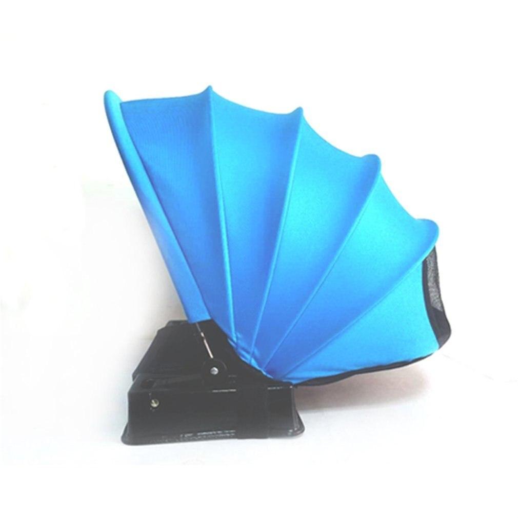 Facile Pop Up plage tente abri soleil tente soleil ombre parasol imperméable Polyester Anti-ultraviolet rayonnement Mini ventilateur livraison gratuite