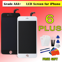 1pcs 5 5 6plus Screen Replacement For IPhone 6 Plus LCD With Touch Digitizer Assembly Display