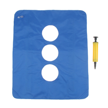 Wheelchair Pillow Anti Bedsore Haemorrhoids Support Inflatable Cushion Seat + Air Pump Set