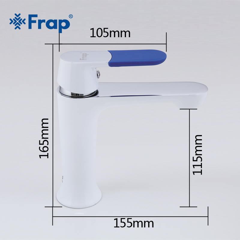 Frap brass bathroom Bathtub shower Faucet with bath basin tap set White Hot and Cold Water Mixer with Hand Shower F1134+1034