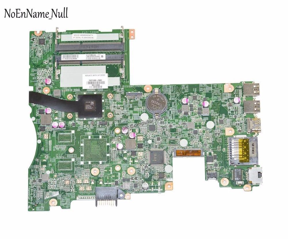 727199-001 Free Shipping FOR HP Pavilion 14-F Laptop Motherboard A4-5000 1.5Ghz CPU 727199-501 31U73MB00B0 DA0U73MB6D0