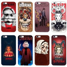 Chilling Adventures of Sabrina For Huawei Mate 20 10 lite pro 9 8 Y9 Y7 Y6 prime Y5 Y3 II GR5 2017 2018 2019 Soft phone case(China)