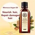 LAIKOU 60 ml Marruecos aceite de argán cuidado Del Cabello queratina 100% glicerol PURO aceite de Nuez de mascarilla para el pelo de Peluquería esencial aceite marroquí