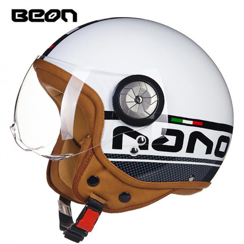 BEON fashion motorcycle helmet scooter helmet fashion motorbike helmet B-110