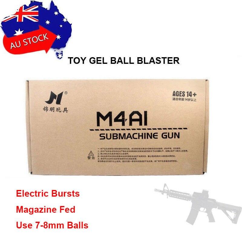 Zhenduo Toy Jinming 8 th M4A1 Gel Ball B    Gun Free Shipping Toy Guns     - title=