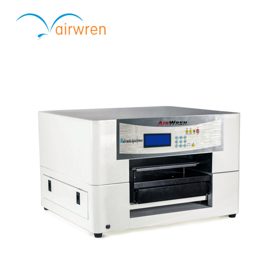 CE Approved High Quality T-Shirt Printing Machine A3 Size DTG Printer - Office Electronics