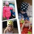 Primavera Otoño invierno Cap Sombreros para Niños Accesorios Niños Headwear Hip-caliente de Los bebés Niños Gorros mujeres Gorros