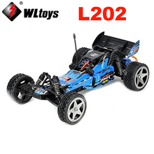 Wltoys L202 2.4G 1:12 Brushless RC Racing Car