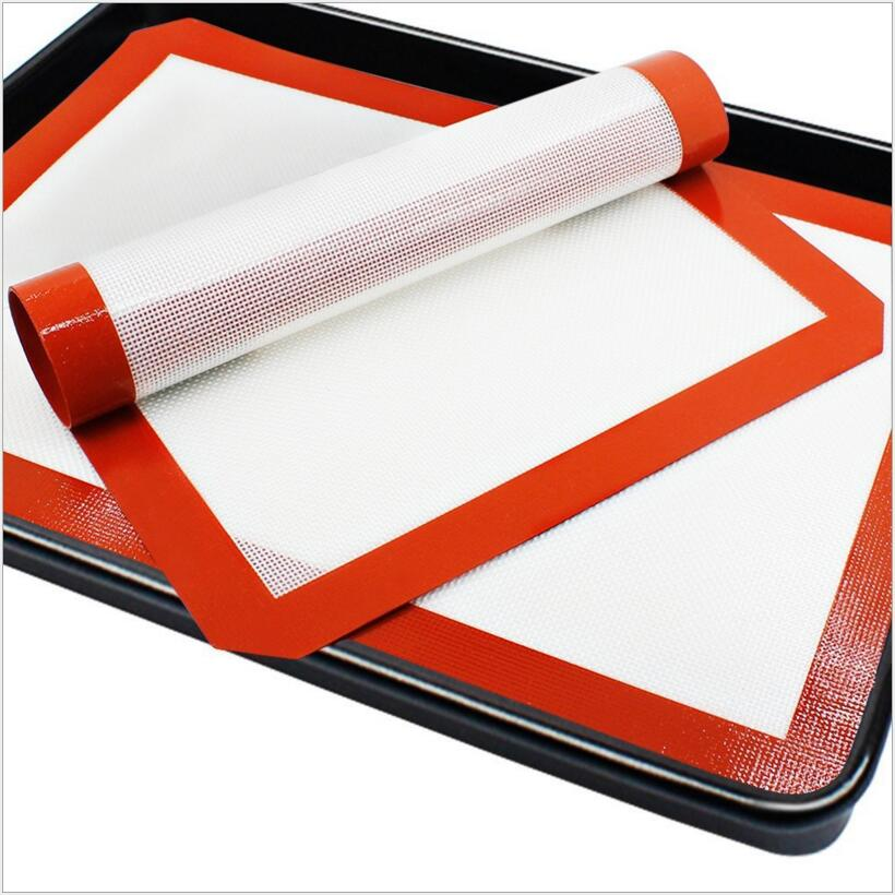 Non Stick Baking Mat Silicone Tarpaulin Sheet Baking Pad