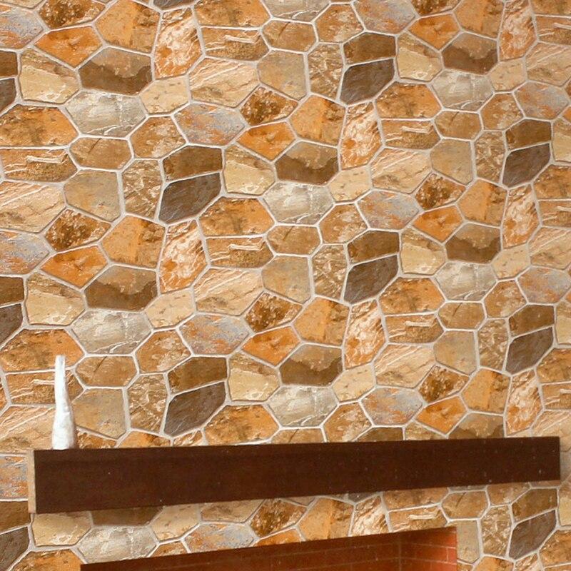 Papel tapiz para paredes moderno color slido simple - Papel pared ladrillo ...