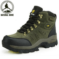 2014 New Style Hiking Shoes Men Breathable Outdoor Anti Skid Trekking Boots Womens High Quality Walking