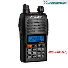 New Portable Wouxun Ham Two Way Radio KG-679 400-470MHz Hotel Walkie Talkie