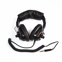 New Arrival Headphone With 1 4 Inch Plug For Your Profesional Underground Metal Detector