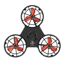 2019 NEW TRENDY TOY Flying Fidget Spinner Mini Hand Spinning Top Autism Anxiety Stress Release Toy Great Funny Gift For Children