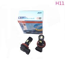 Автомобильный H11 авто задний Реверс светодиодный лампы Противотуманные фары для фар дальнего света; дневные ходовые огни или peugeot 308SW 2011 2012 2013 для Suzuki Alto 2009-2013 2014 2015