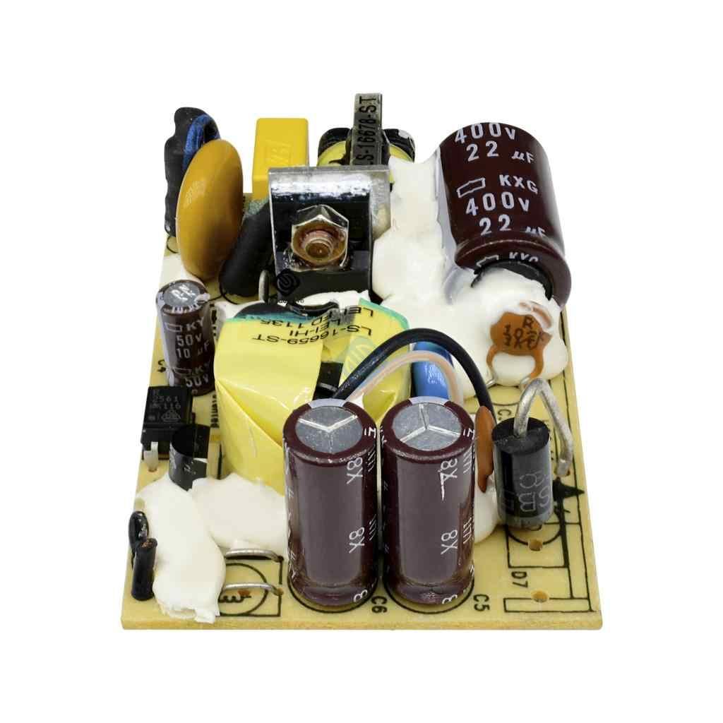 AC-DC 12V 2A anahtarlama güç kaynağı modülü DC voltaj regülatörü anahtarı devre Bare kurulu monitör LED ışıkları 110V 220V SMPS