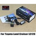 De Laser de segurança de faróis de nevoeiro / para Toyota Land Cruiser Prado 120 2002 ~ 2009 / carro Anti - luz de nevoeiro traseira / veículo luz de aviso de colisão