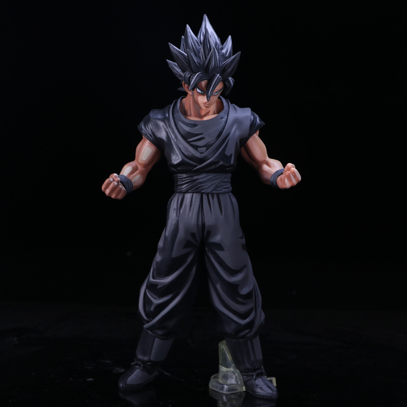 Dragon Ball Z Master Stars Piece MSP The Son Goku Chocolate Ver. PVC Figures Collectible Model Kids Toys Doll 27cm chris wormell george and the dragon