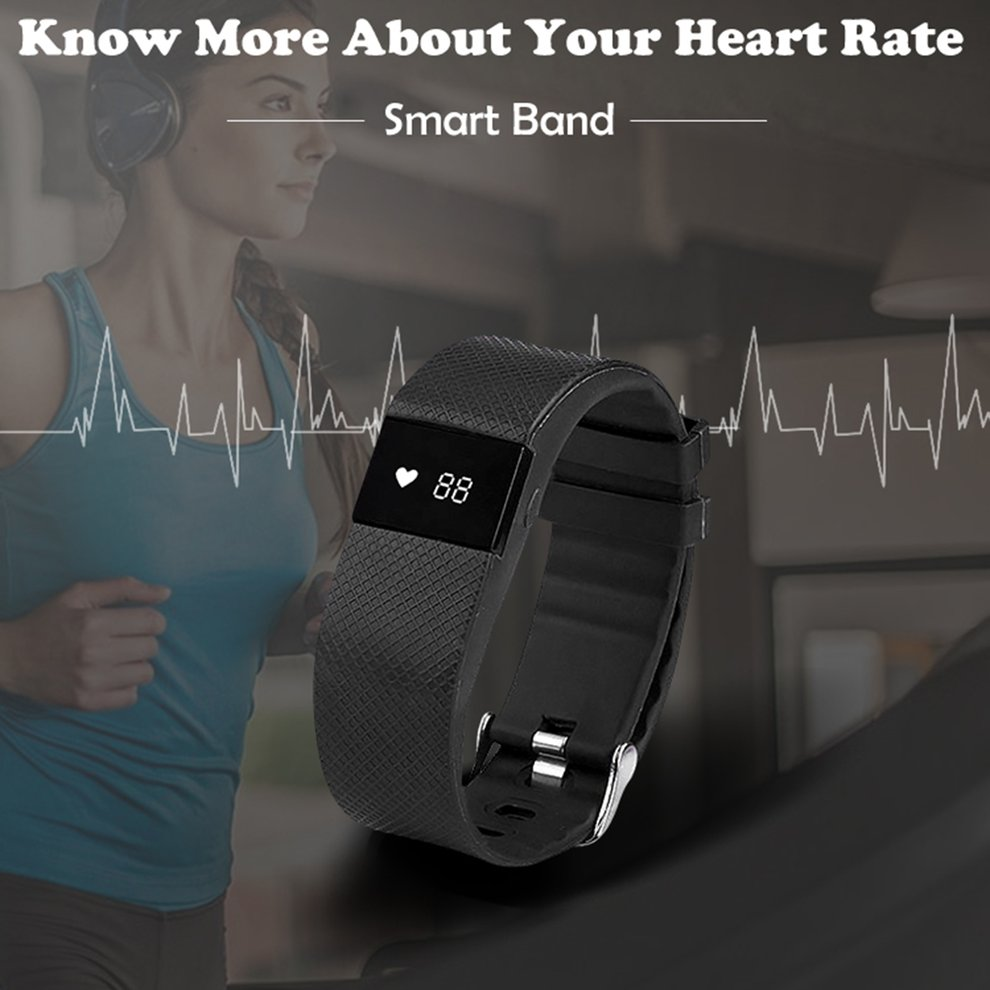 5PCS TLW64A Bluetooth Wristbands Waterproof Heart Rate Sleep Monitoring Step Counting Smart Bracelet Sports Band Fitness Tracker heater heater electric apparatus mini household energy saving fan use the bathroom