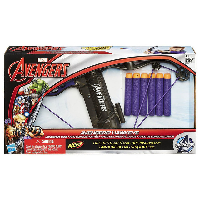 Crossbow Toy Baby Orbeez Toys Gun Avengers Boy Elite Hawkeye Longshot Bow And Arrow Ammo Toy Gift For Children Kids Play Outdoor