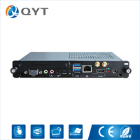 OPS Computer Industrial Compouter With Inter I3 3217U 1 8GHz With 4GB DDR3 32G SSD VGA