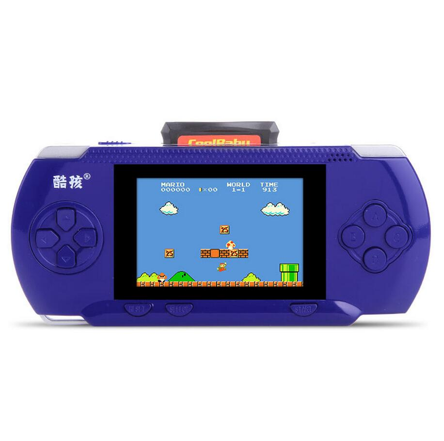 3.2 inch Handheld Game Players Video Game console for kids 300 Different Classical Game  ...