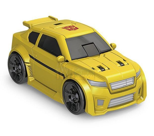 Titans Return Autobot car Bumblebee Kickback Gnaw Robot classic toys for boys collection with original box