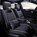 Cuero del asiento de coche especial cubre Para Hummer H1 H2 H3 H3T accesorios car styling