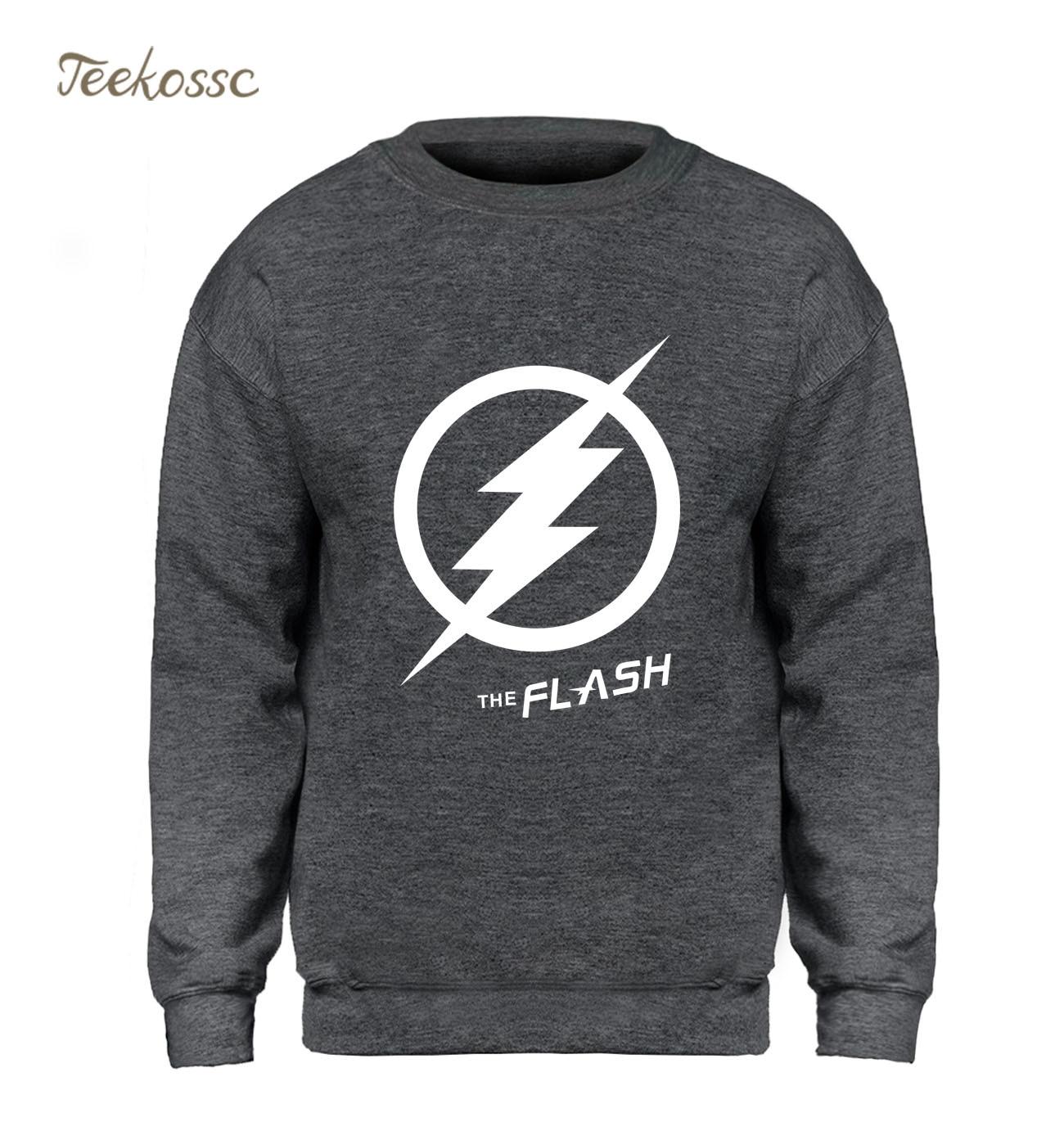 The Big Bang Theory Hoodie Men The Flash Sweatshirt Winter Autumn Fleece Sportswear Hipster Graphics Design Slim Fit Sweatshirts