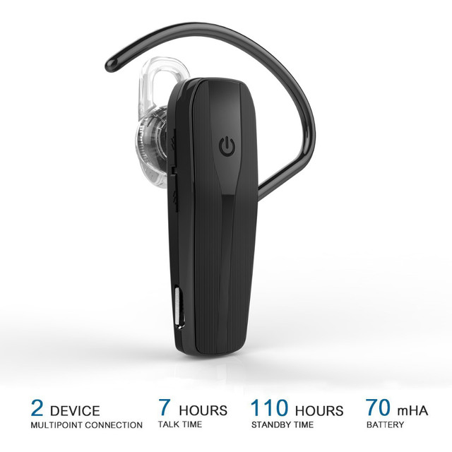 Wireless Bluetooth Earphone Hands-free CSR 4.0 Bluetooth Headset with Noise Cancelling MIC for IPhone Samsung Xiaomi Smart Phone