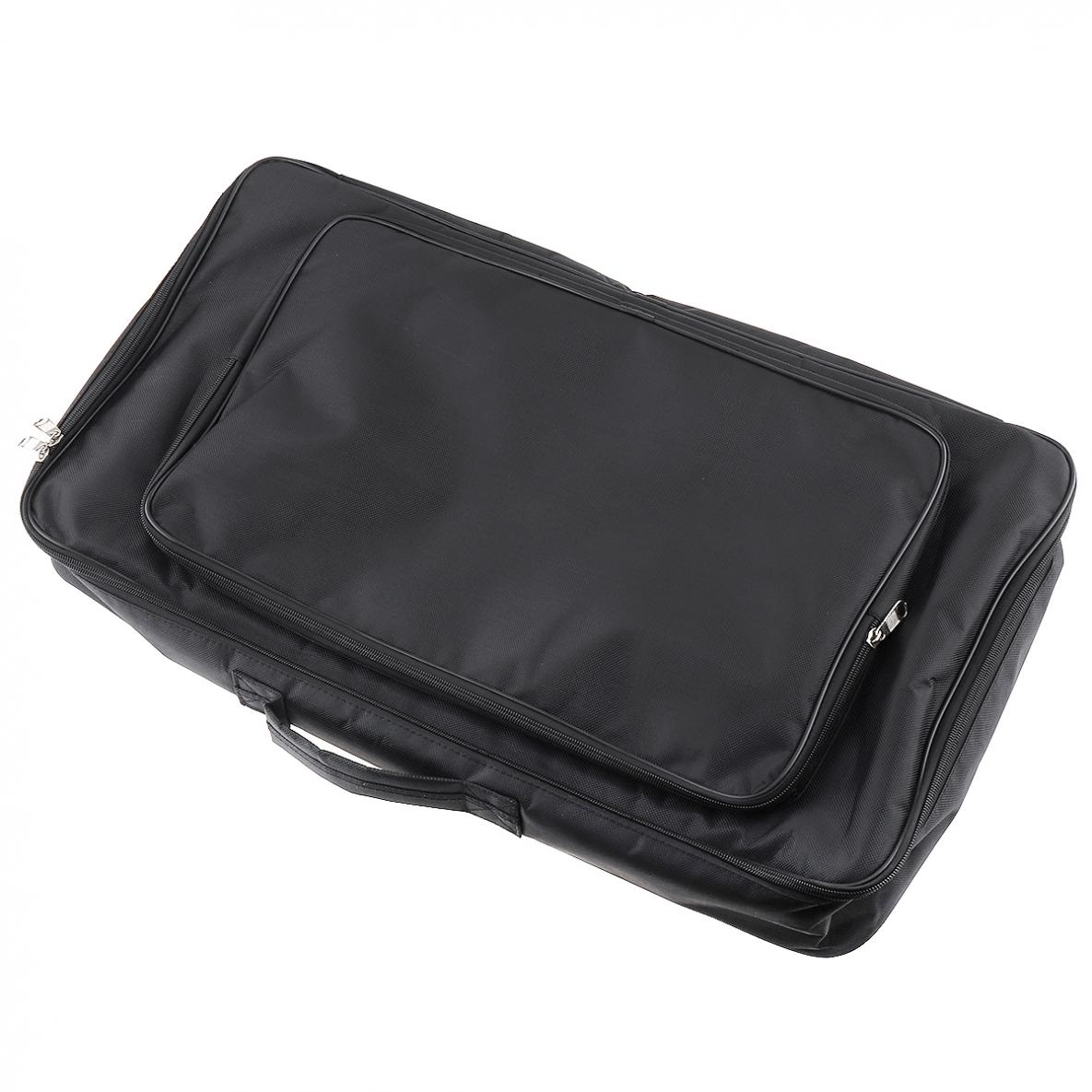 60 33 10cm Guitar Bag Universal Portable Guitar Effects Pedal Board Gig Bag Soft Case Big Style DIY Guitar Pedalboard in Guitar Parts Accessories from Sports Entertainment