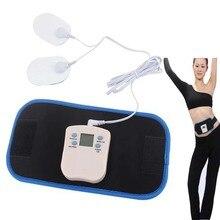 Электрический массажный пояс для похудения AB Gymnic, электронный пояс для мышц, рук, ног, талии, здоровья, тела, массаж тела, пояс для похудения