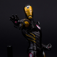 23cm The Avenger Superhero Iron Man Tony Stark Age Of Ultron Crazy Toys Figure With Original