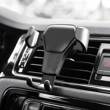 Car Phone Holder For iPhone 7 8 Plus Car Air Vent Mount Stand No Magnetic Mobile Phone Holder Universal Smartphone Support Stand цена