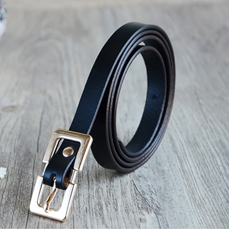 Women's Belts Energetic Hot Sale Korean Fashion Goods Without Needle Buckle Unisex Belt Of Men Women All-match Belts For Women Ceinture Femme