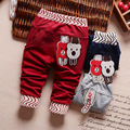 2016 new Kids Cotton Baby Pants High Quality Boys and Girls Clothing Fashion Children Autumn Trousers Kids Pants Clothes