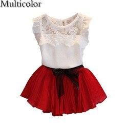 New 2018 Sleep Girls Children Dress Baby Girl Clothes Dress Children Clothing Princess Dress Baby Toddler Kids Cloth 2-8T Cloth