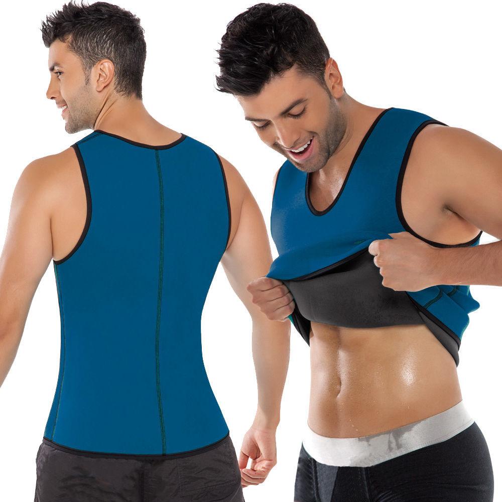 Men Ultra Sweat Sport Muscle Shirt Gym Fitness Wor...