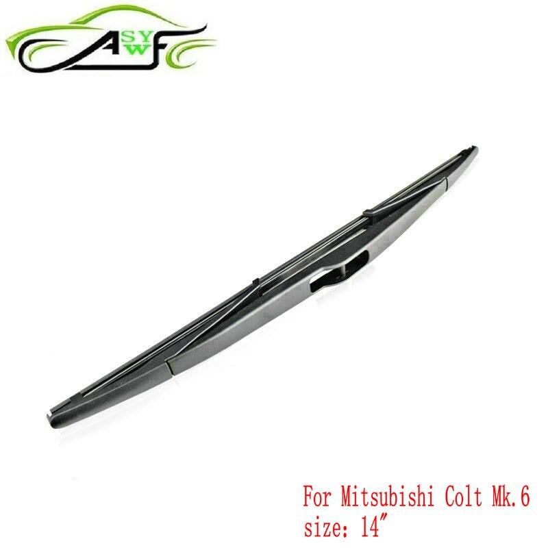 Auto spazzola del Tergicristallo Posteriore per Mitsubishi Colt Mk.6 Formato 14