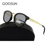 Fashion Luxury Polarized Sunglasses Women Men Brand Designer UV400 Sun Glasses Coating Mirror Vintage Sunglass Oculos