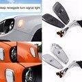 2 шт. передний указатель поворота боковые огни, сигналы крышка для jeep renegade 2015-2016